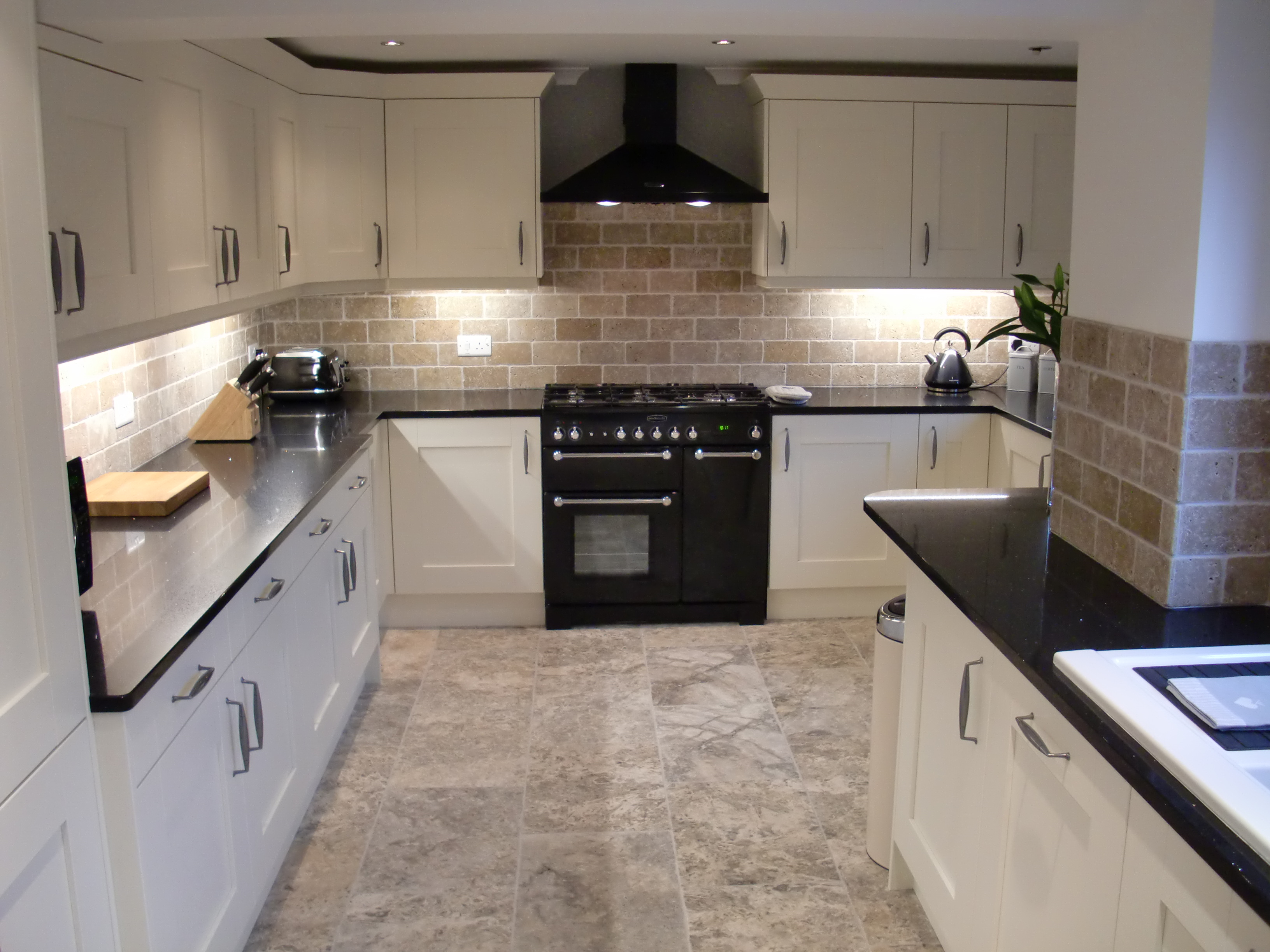 Grange Silver Grey Travertine