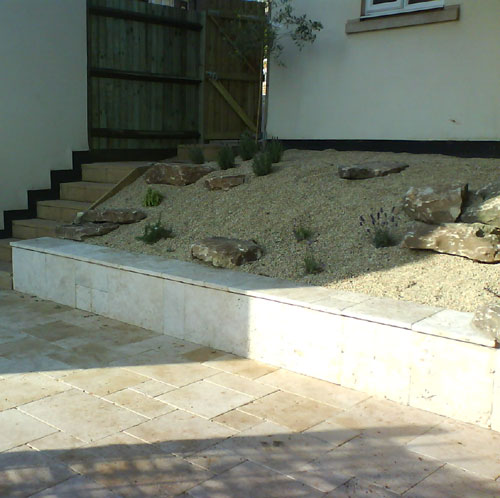 External Travertine 13 Bristol Somerset