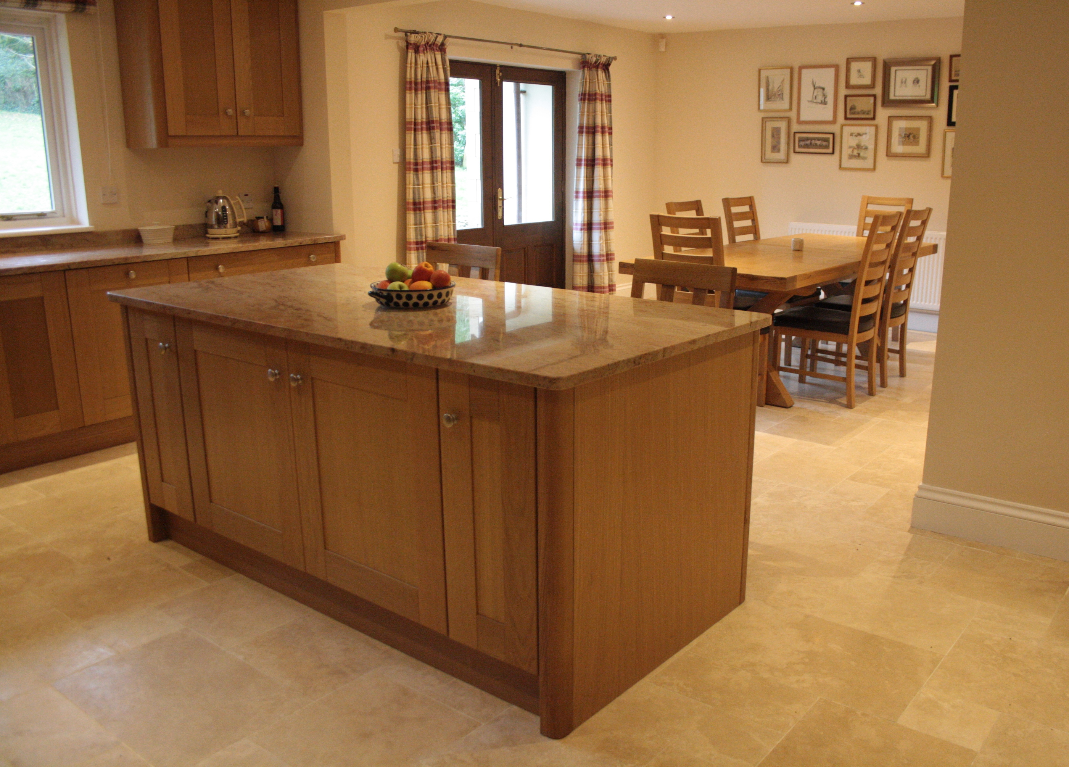 Luxor Honed and Filled Travertine 6 Bristol Somerset