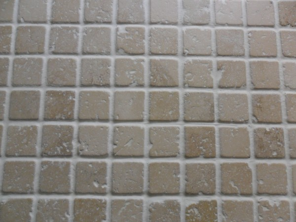Mosaics Travertine 24 x 24mm Bristol Somerset